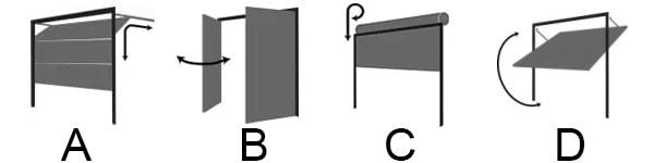 GARAGE SHIELD | DOOR TYPES | Proven Protection