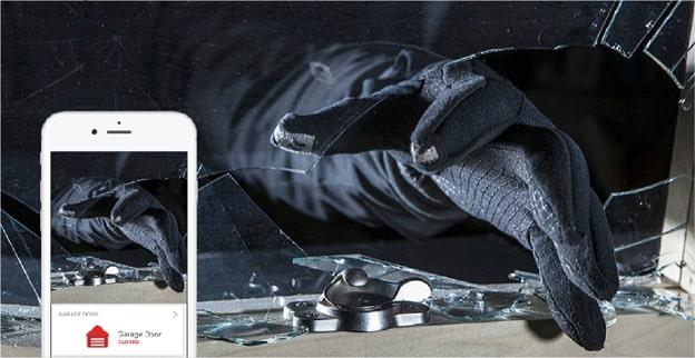 glass breakage detector cornerstone protection