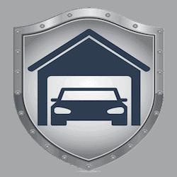 Garage Shield Logo 250x250