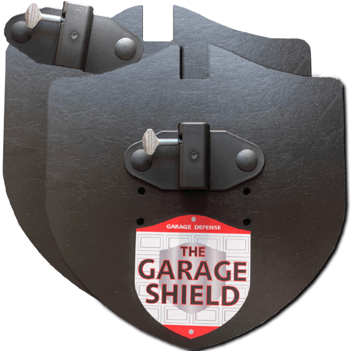 The Garage Shield Twin pack