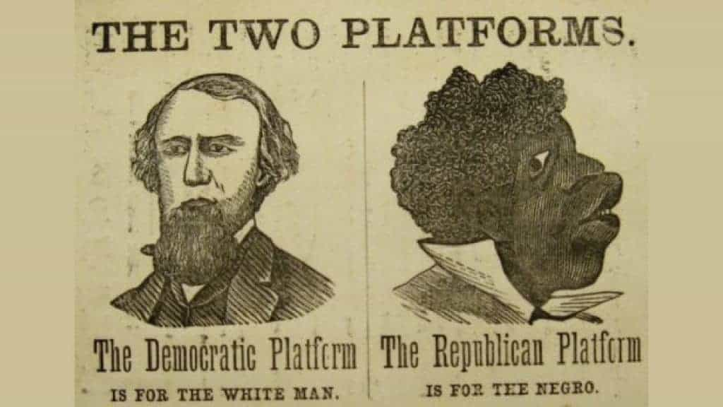 Democrats: The Party of Hate, Since 1828