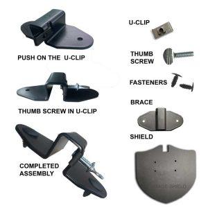 Garage Shield Parts