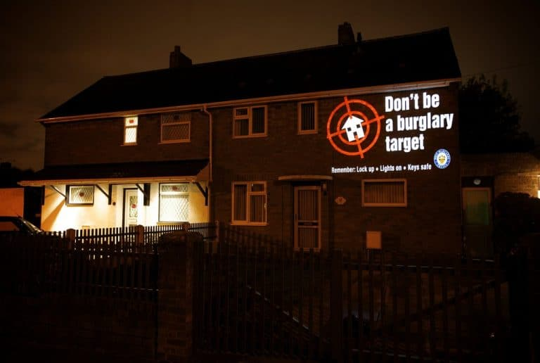 27 Percent Of Burglaries Occur At Night