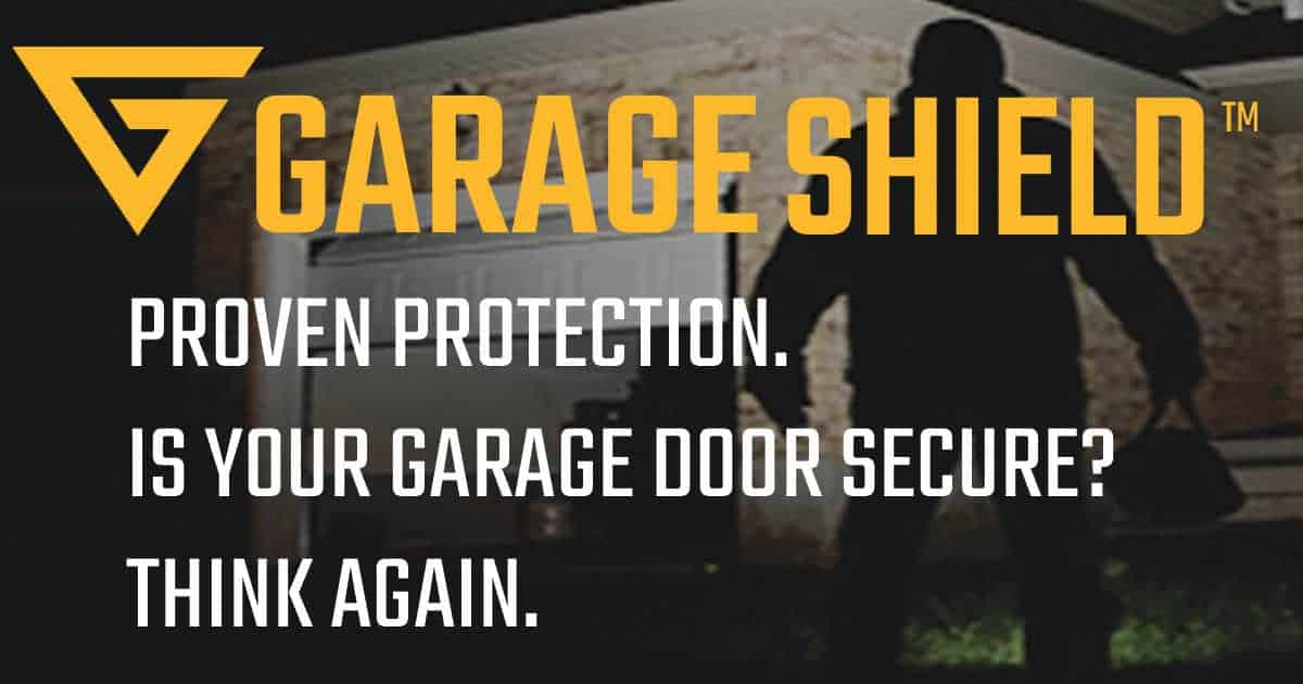 Garage Shield protection for home garage
