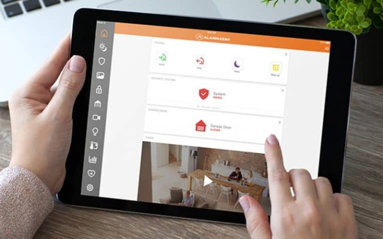 Link Interactive Home Security Review