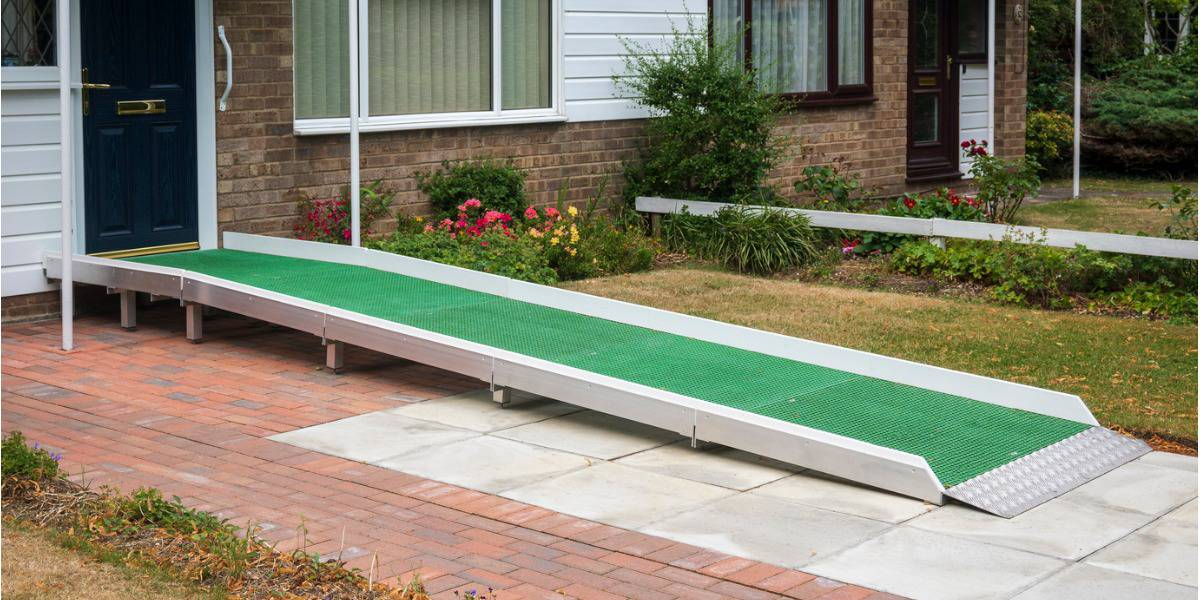 Best Portable Wheelchair Ramps | SafeWise.com