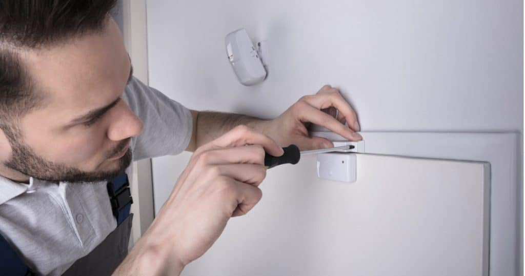 How to Install Entry Sensors