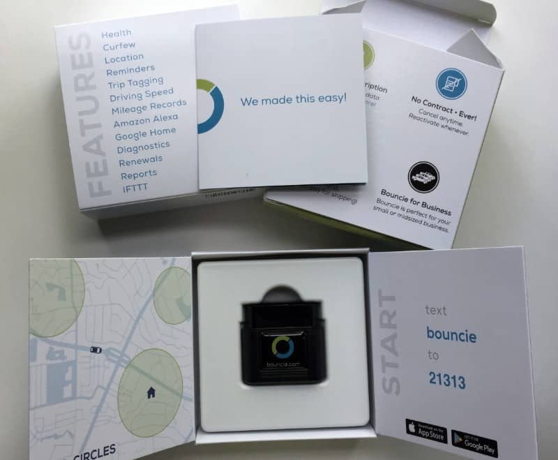 Bouncie GPS Vehicle Tracker Review