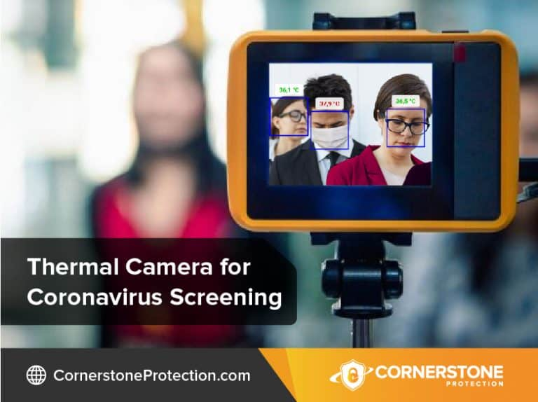 How Thermal Camera Protect Business to Detect Coronavirus?
