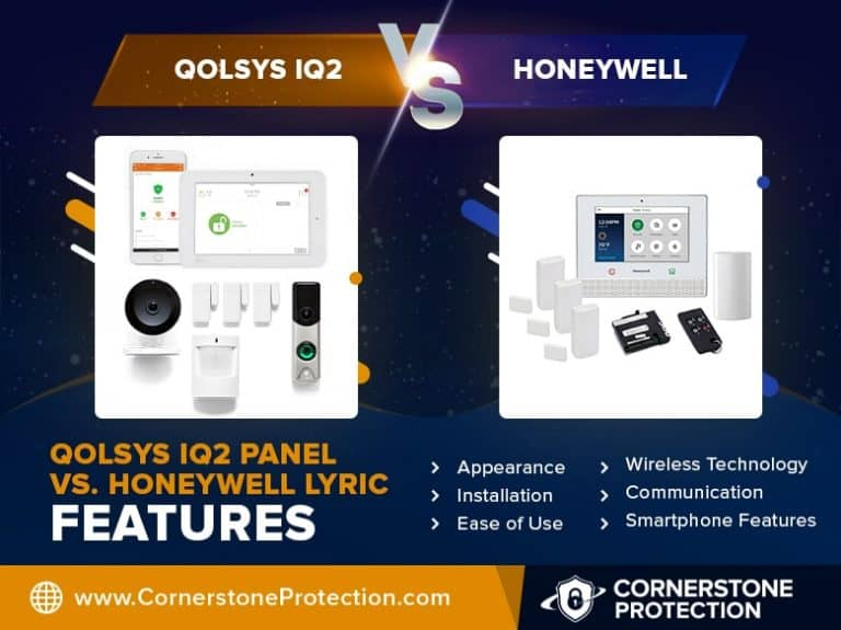 Qolsys IQ Panel 2 VS Honeywell Lyric: Compare [6] Big Things