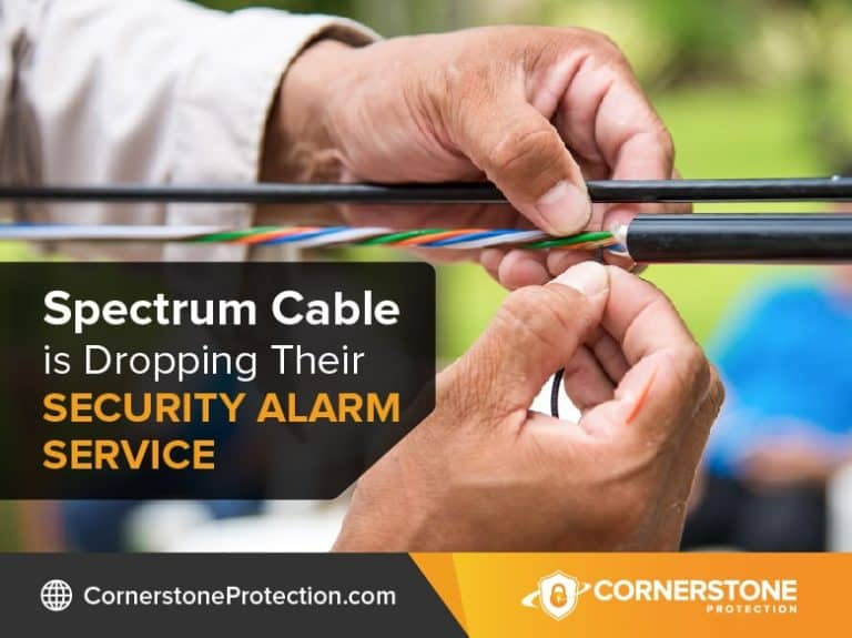 "Spectrum ""STOPPED"" Home Security Services and Support"