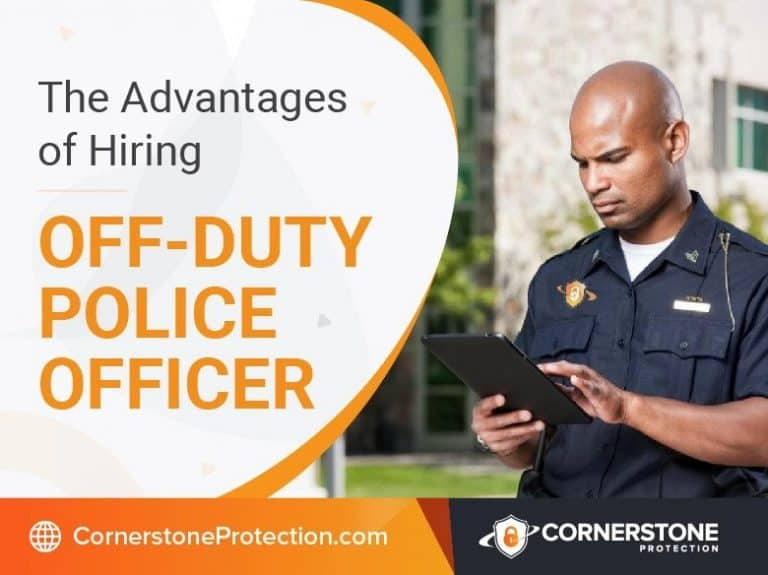 The BENEFITS and WHY Hire Off-Duty Police Officers?