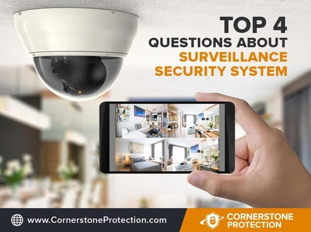 4 Questions to Ask When Installing Surveillance Security System