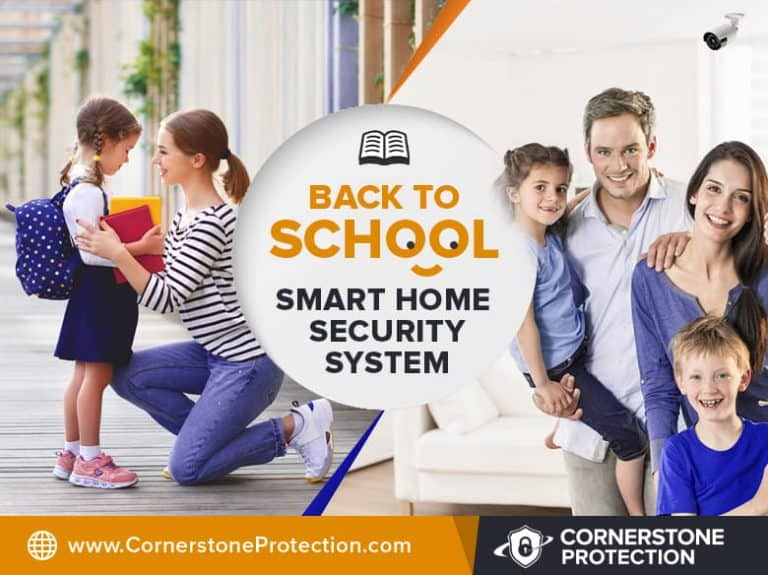Home Security Solutions Back to School Safety Tips for Kids