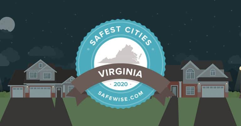 Virginia's 20 Safest Cities of 2020
