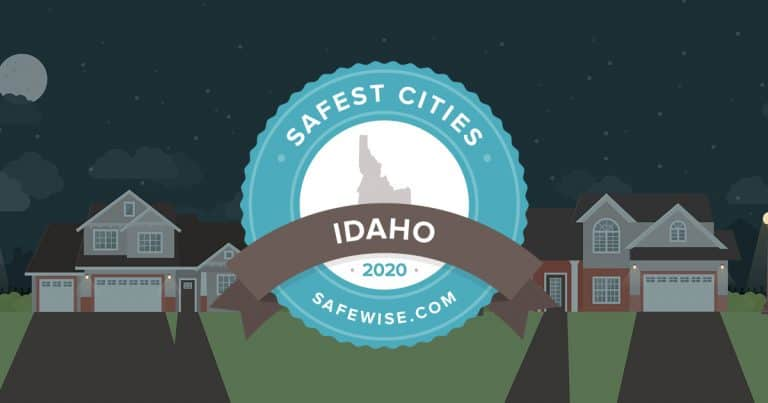 Idaho's 10 Safest Cities of 2020