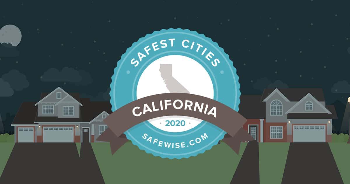 California's 50 Safest Cities of 2020
