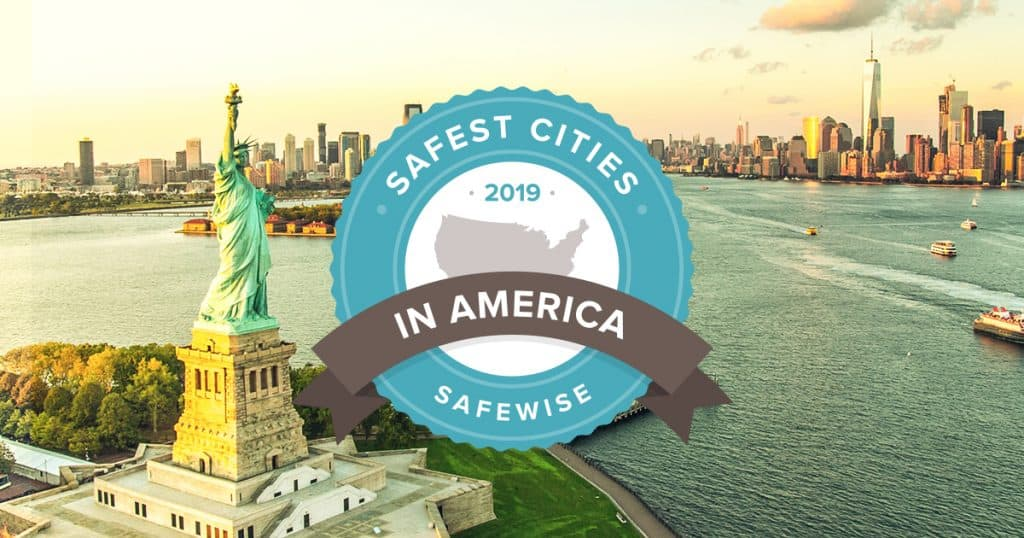 100 Safest Cities in America
