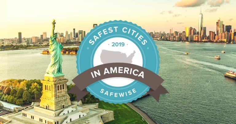 100 Safest Cities in America
