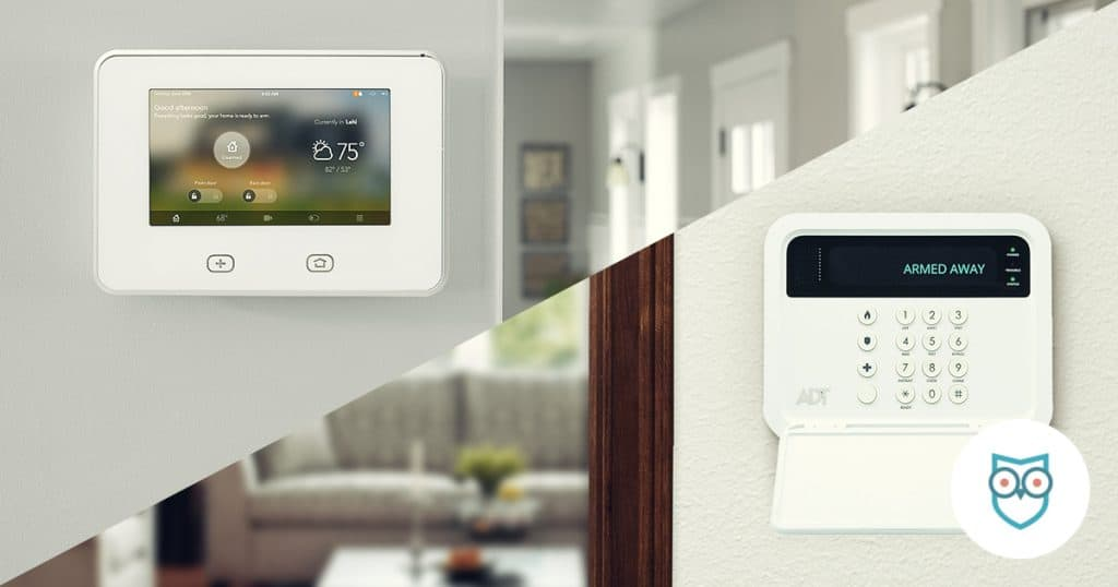 ADT Security vs. Vivint Smart House Security