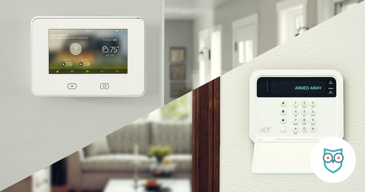 ADT Security vs. Vivint Smart House Security