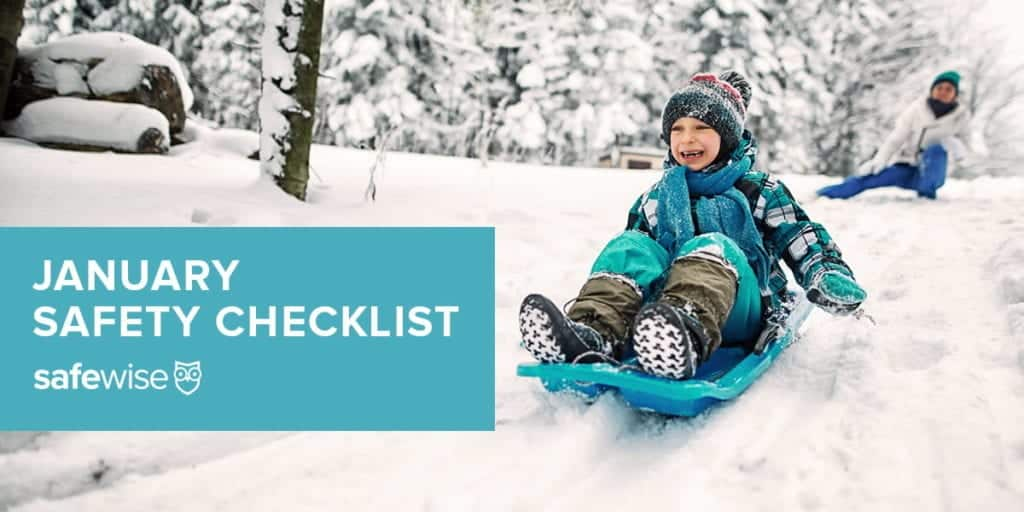 Home Maintenance & Safety Checklists