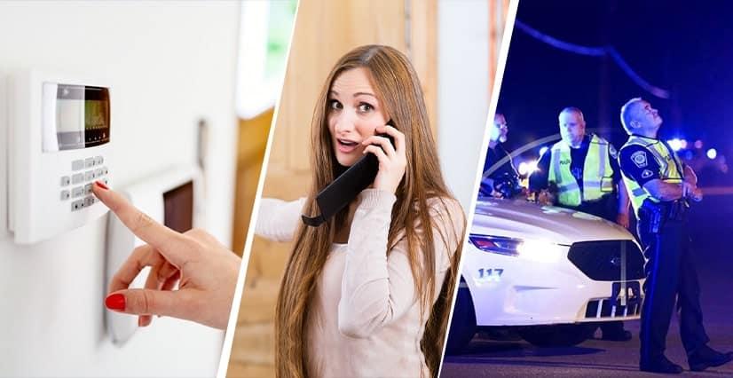 false alarms enhanced call verification cornerstone protection