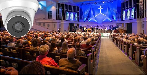 security monitoring systems for church cornerstone protection