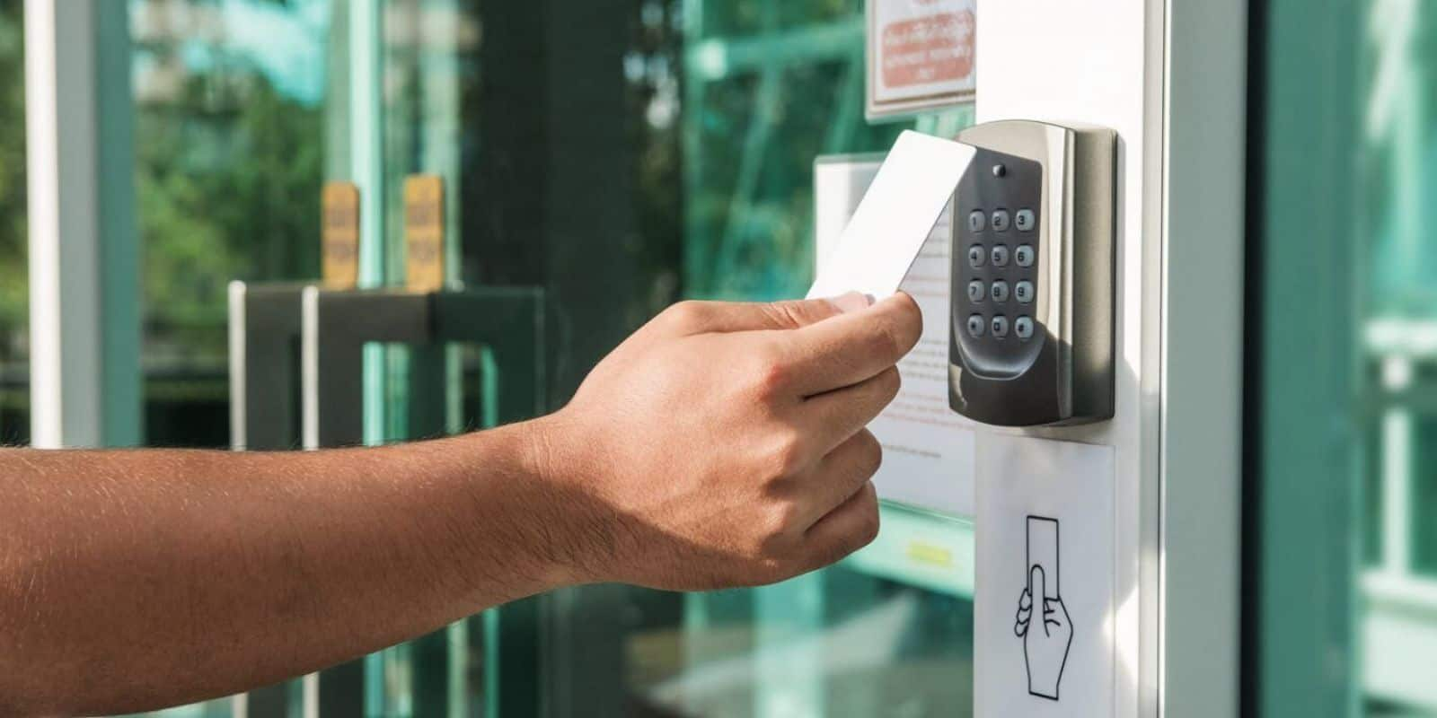 security systems for business access control solution cornerstone protection