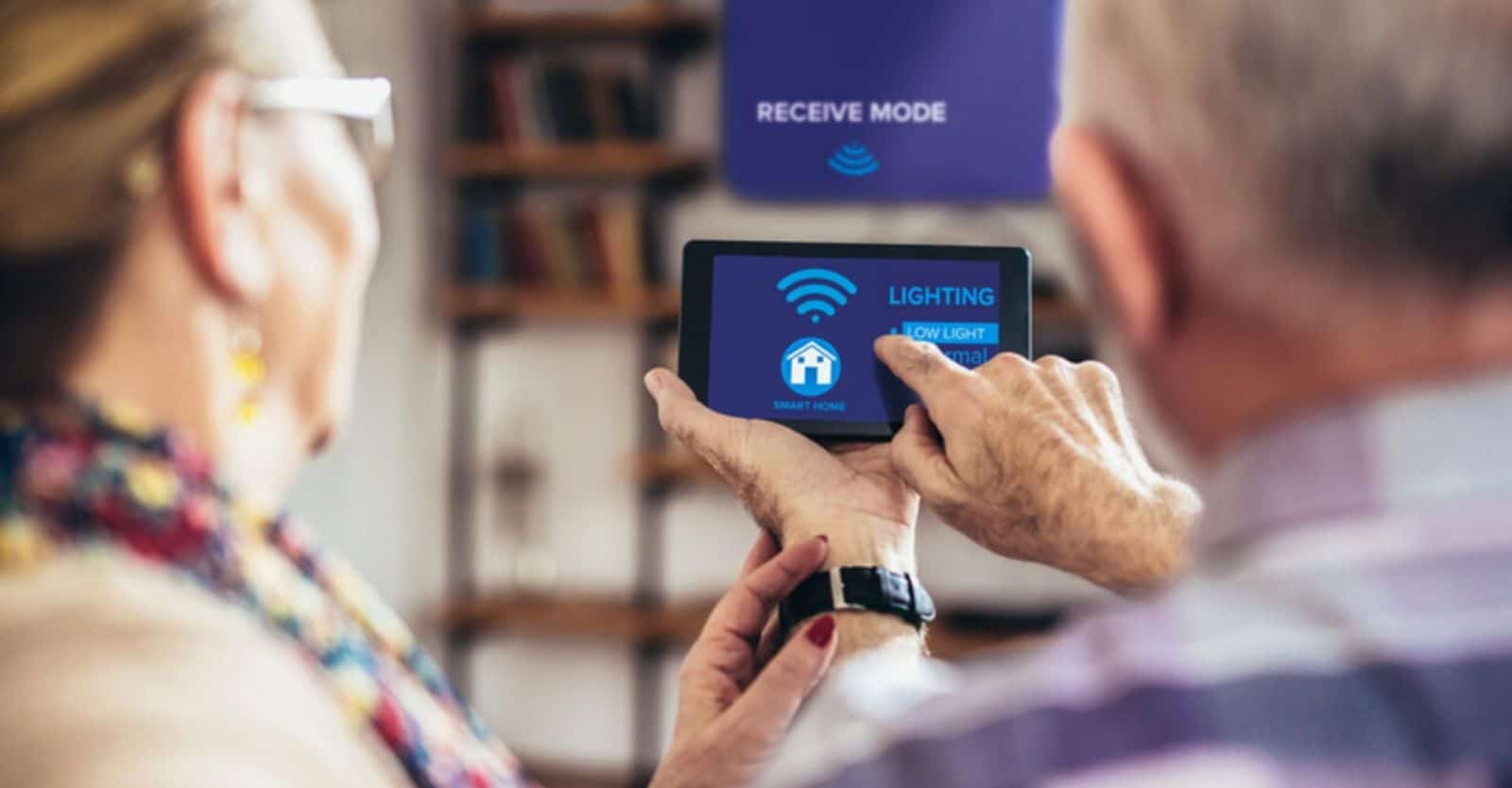 smart homes for elderly cornerstone protection