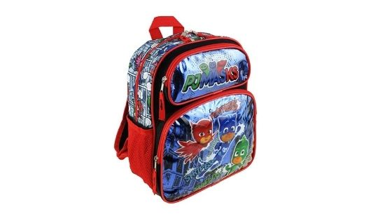 GARAGE SHIELD | PJ Masks Cartoon Backpack.jpg5fbe238c02705 | Proven Protection
