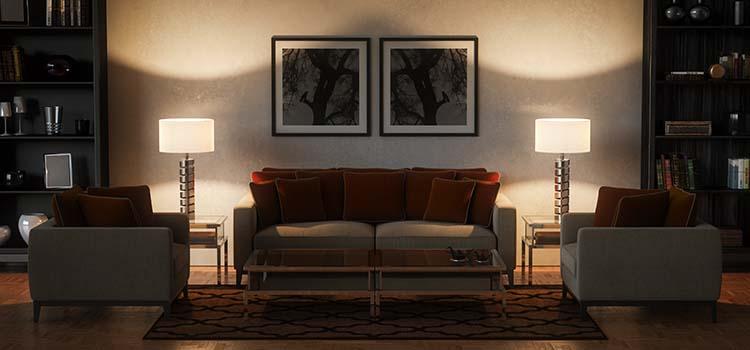 Do indoor lights deter burglars?