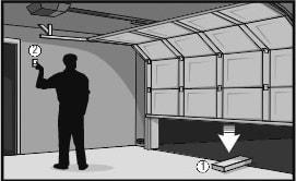 Test Garage Door Opener Sensors