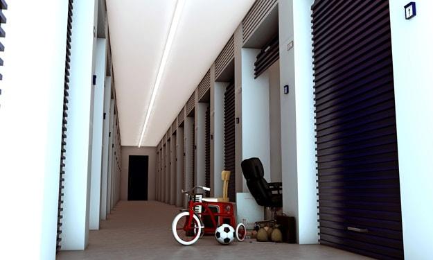 The Storage Location|Garage Door Physician