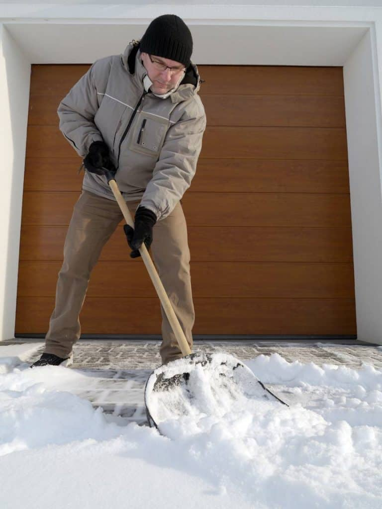 Weather condition Uh-Oh Garage Door Medical Professional