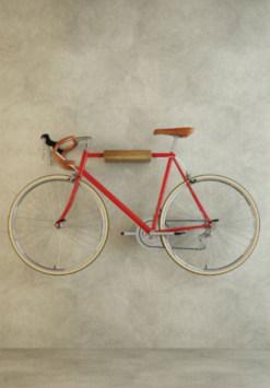 Hang a Bike on Your Garage Wall