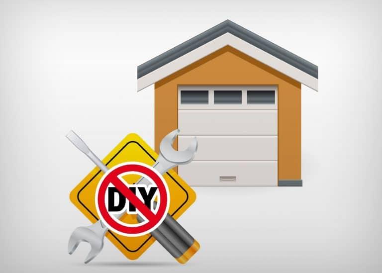Garage Door Do It Yourself? No Other Way