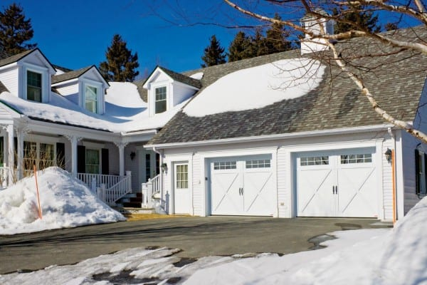 Winterize Your Garage Door with this Convenient List!