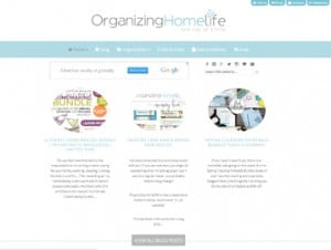 11 Blog Sites to Assist Keep Your House Organized