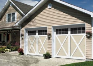 Garage Door Styles & & What's Best For Your House