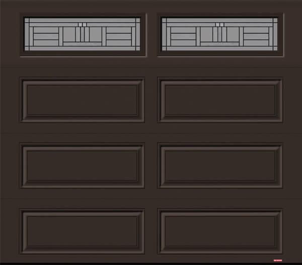 Standard+ Prestige XL, 8' x 7', Moka Brown, Cachet Windows