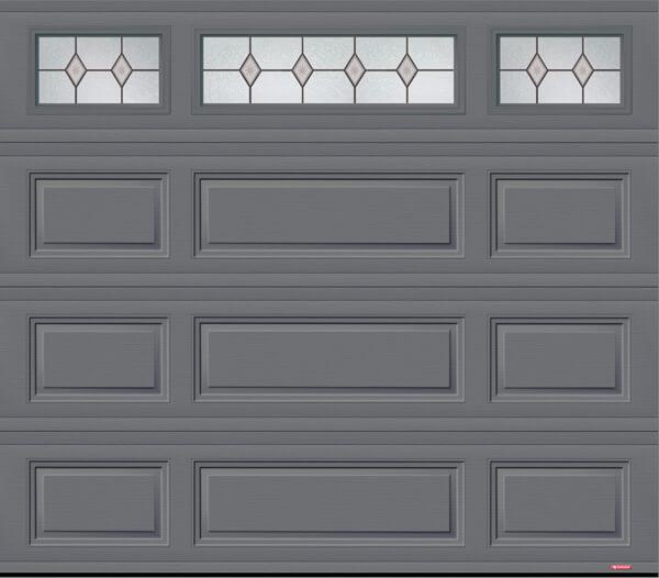Standard+ Classic MIX, 8' x 7', Charcoal, Caprice windows