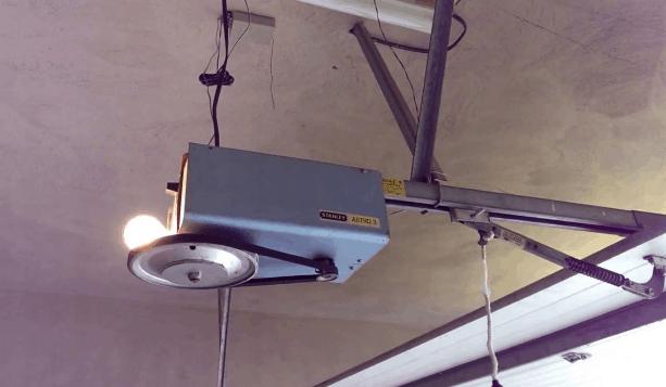 Replace your old electric garage door opener