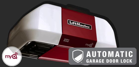 LiftMaster 8550W electric garage door opener