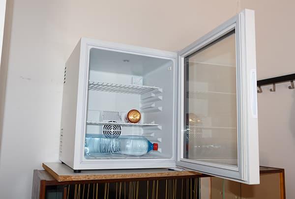 garage mini fridge