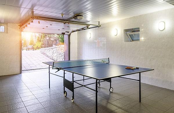 natural light garage