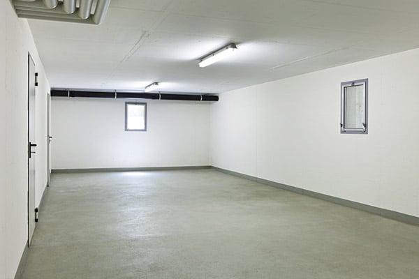 bigger size garage