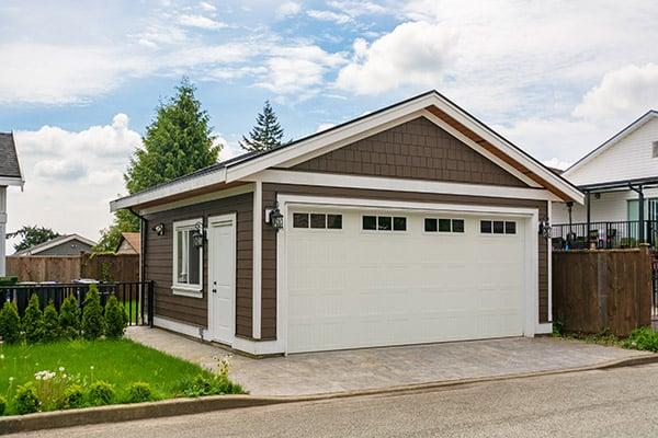detached garage insulation
