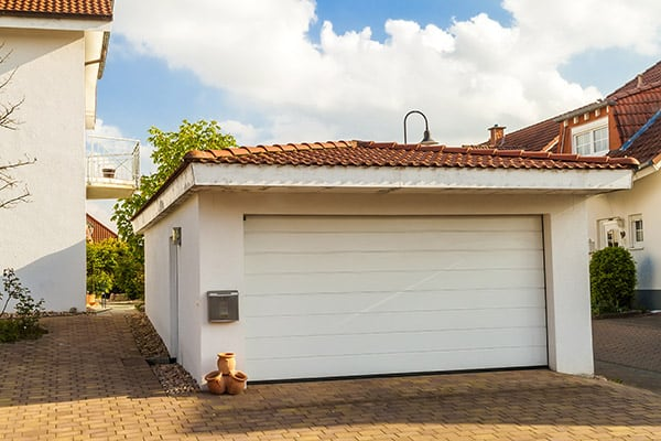 detached garage increases the value of your property