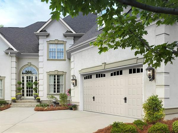 garage door r value